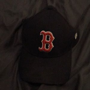 New Era Boston Red Sox stretch fit S/M